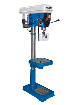 drill presses drill press floor model chuck 20 mm and height 1715 mm f12 961a. Black Bedroom Furniture Sets. Home Design Ideas